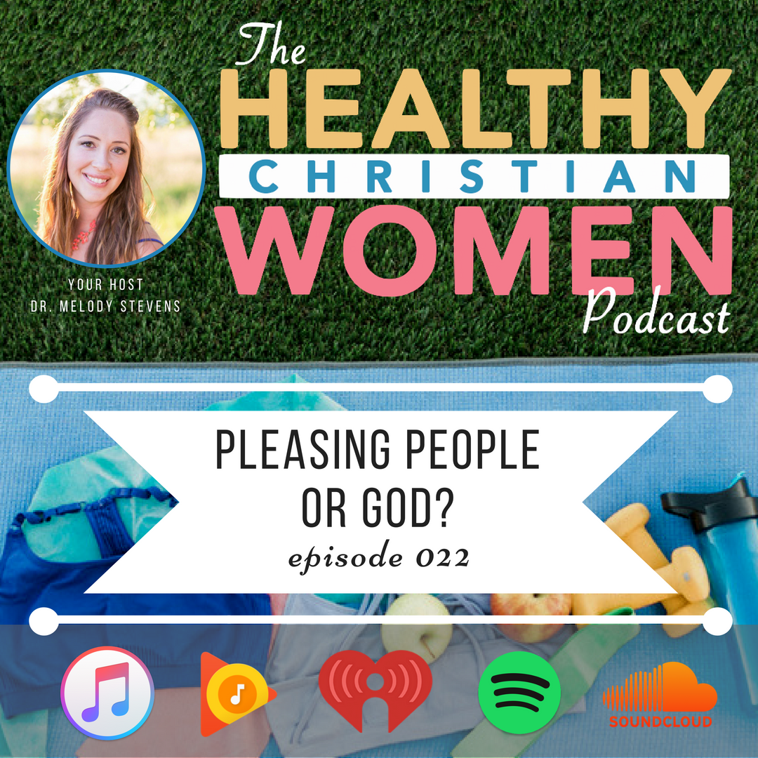 healthy christian woman